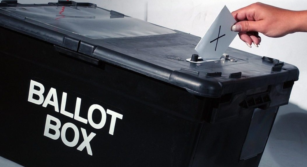 Ask your candidate searching questions in the Guildford elections - photo of ballot box