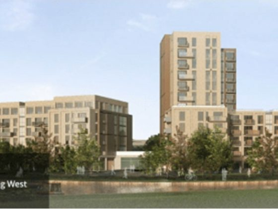 Walnut Tree Close, Guildford, tower block proposal