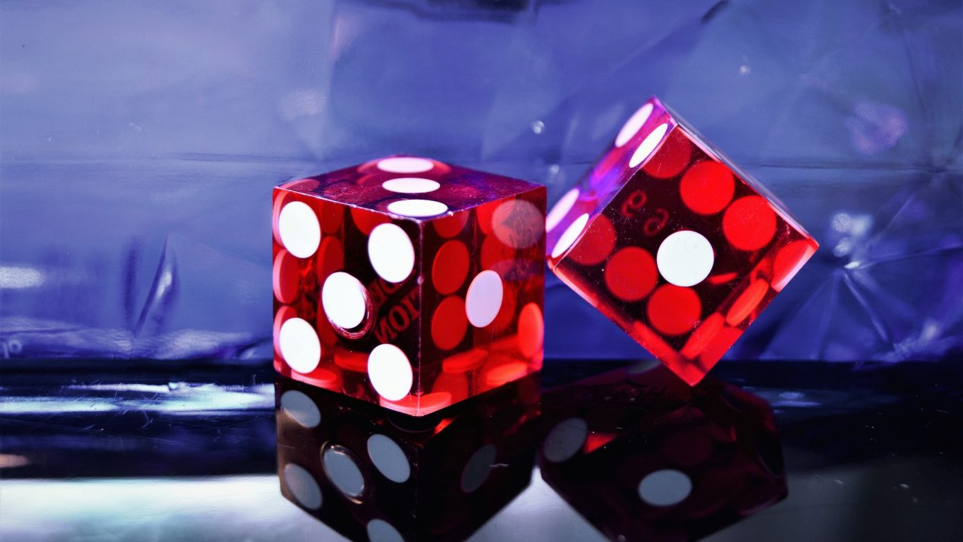 Guildford Vision Group - Guildford Council's gambling Rolling dice